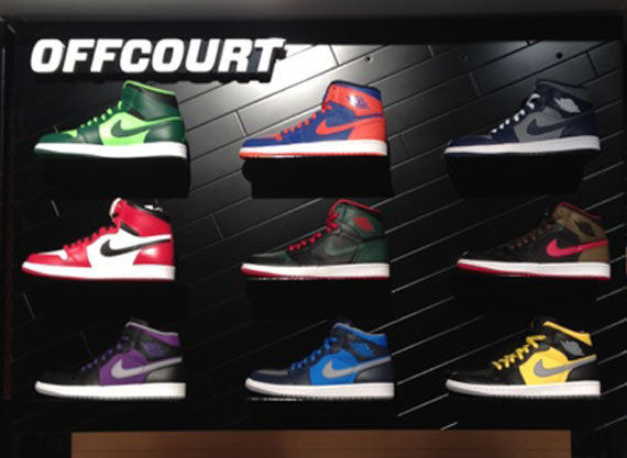Air Jordan 1 Retro High: Upcoming Colorways
