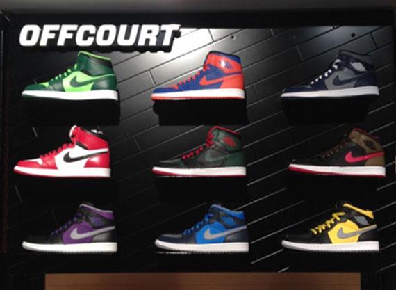 Air Jordan 1 Retro High  Upcoming Colorways - Air Jordans 9f319c8fb