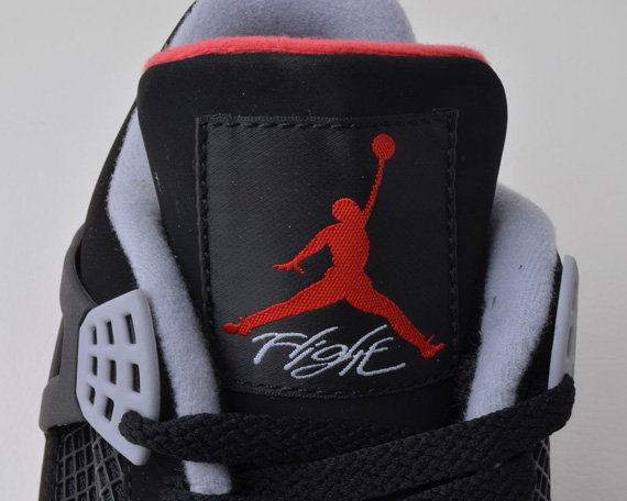 Air Jordan 4: Bred 2012