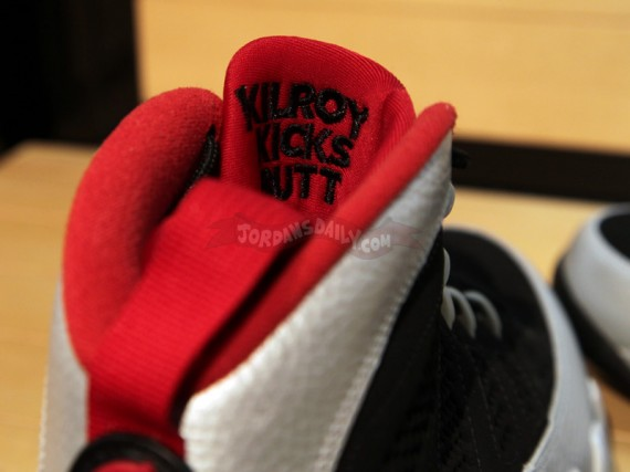 Air Jordan 9: Johnny Kilroy   October 2012