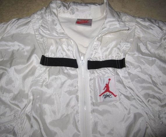 Vintage Gear: Air Jordan Flight Nylon Jacket