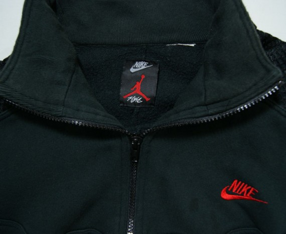 Vintage Gear: Air Jordan Flight Pullover Jacket