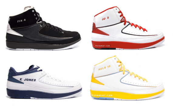 Air Jordan II: Player Exclusive Gallery