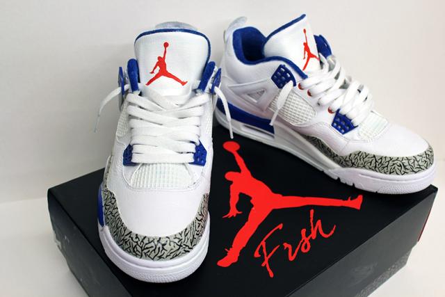 Air Jordan IV: \