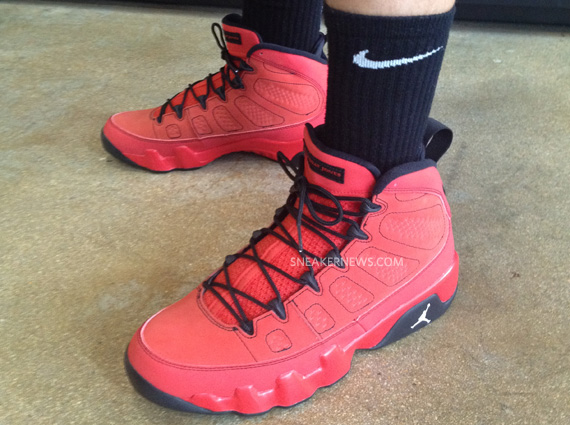 Air Jordan IX: Motorboat Jones