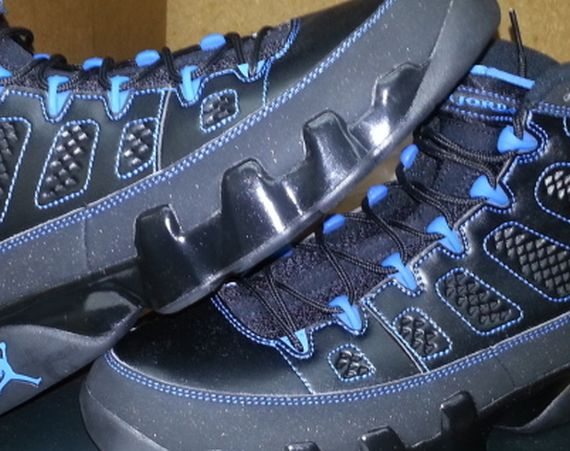 Air Jordan IX: Photo Blue   Black Sole Sample on eBay