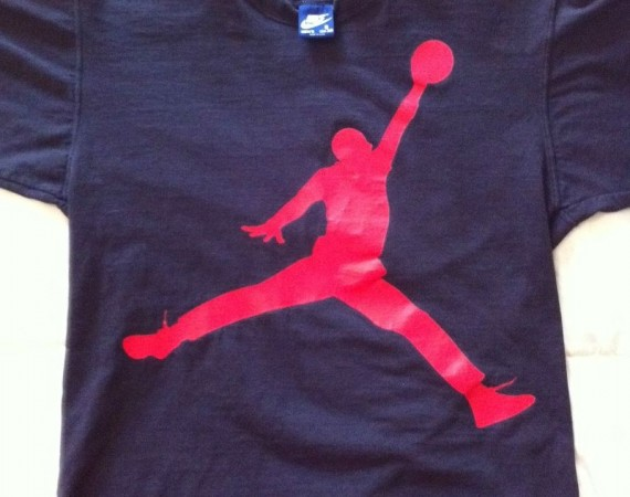 Vintage Gear: Air Jordan Jumpman T Shirt