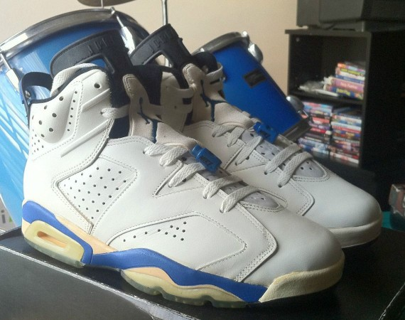 aad572edc8bd ... new arrivals at this point there are only two original air jordan vi  colorways left in