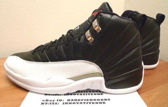The Daily Jordan: Air Jordan XII Playoffs   2004