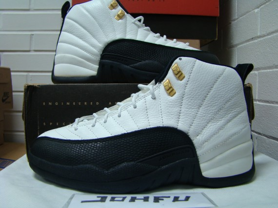 The Daily Jordan: Air Jordan XII OG Taxi   1996