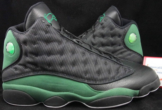 Air Jordan XIII: Ray Allen Celtics Away PE