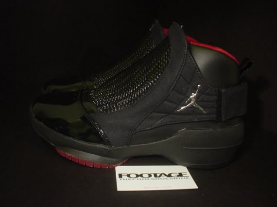 The Daily Jordan: Air Jordan XIX CDP   2008