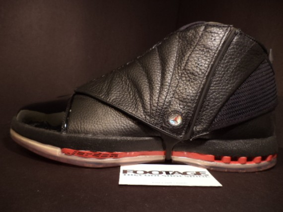 The Daily Jordan: Air Jordan XVI CDP   2008
