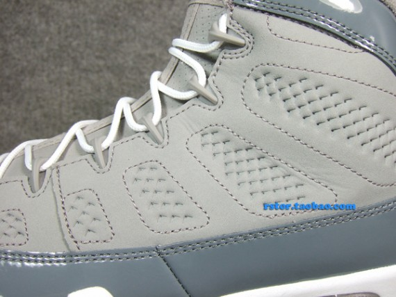 Cool Grey Air Jordan IX