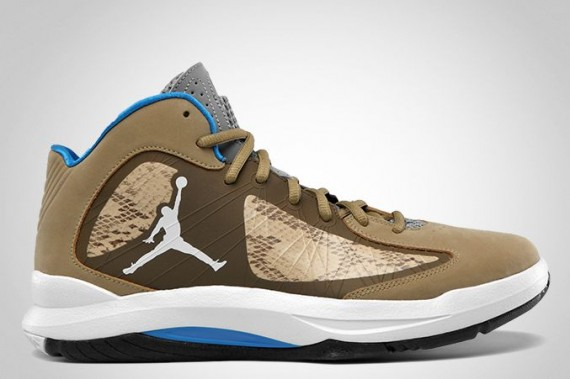 Jordan Aero Flight: Jake the Snake