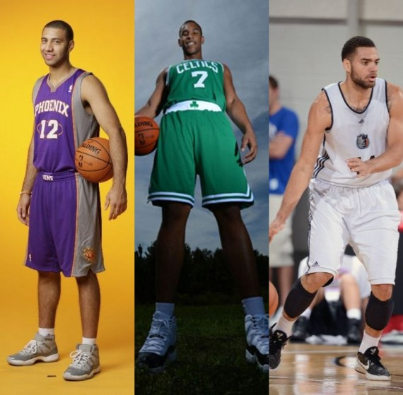 Jordan Brand Signs Kendall Marshall, Jared Sullinger, & Jeff Taylor