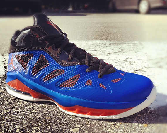 Jordan Melo M8 Advance: Knicks Away