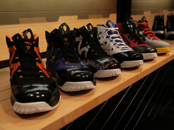 Jordans Daily Interviews Jordan Melo M9 Designer Justin Taylor