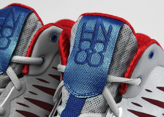 Jordan Super.Fly: Hakeem Nicks PE