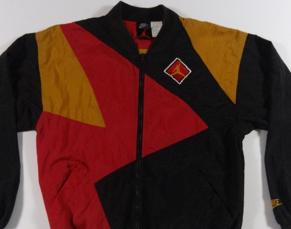 Vintage Gear: Air Jordan VII Cardinal Jacket