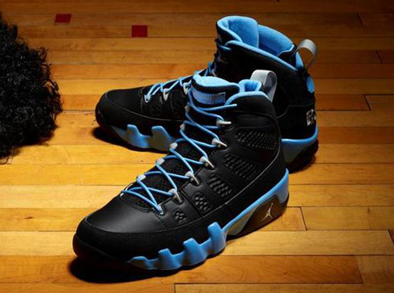 Air Jordan IX: Slim Jenkins