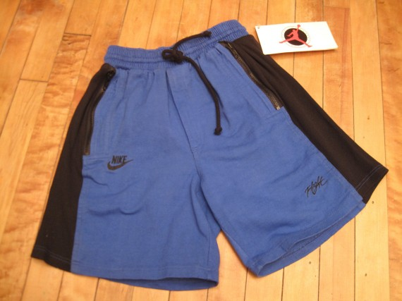 Vintage Gear: Air Jordan Flight Basketball Shorts