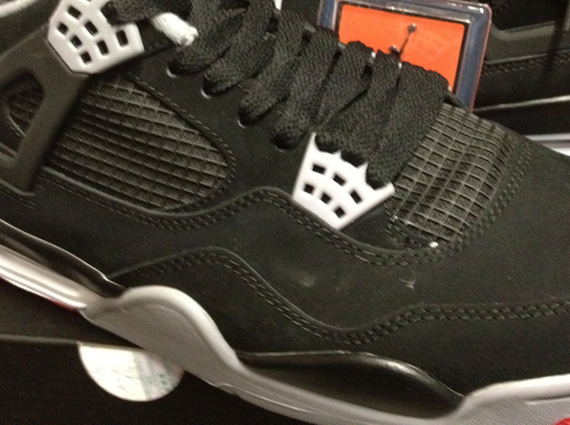 Air Jordan IV: Bred   Available Early on eBay
