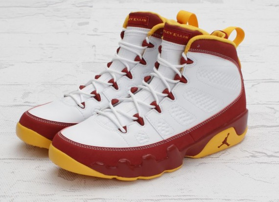 Air Jordan IX: Bentley Ellis  Arriving at Retailers