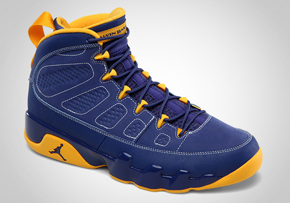 Air Jordan IX: Calvin Bailey   Official Images
