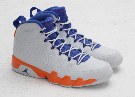 Air Jordan IX: Fontay Montana   Arriving in Stores