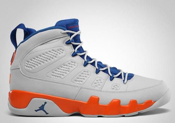 Air Jordan IX: Fontay Montana   Release Reminder