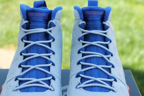 Air Jordan IX: Fontay Montana   Release Date