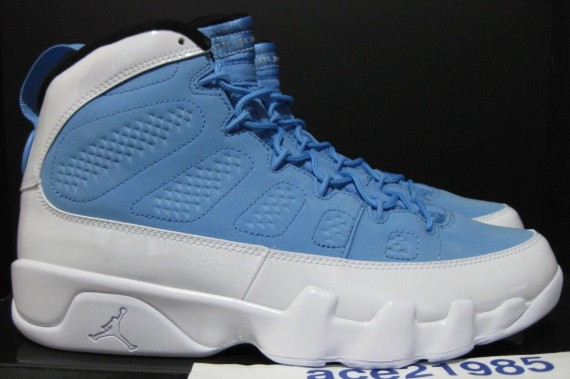 The Daily Jordan: Air Jordan IX For the Love of the Game   2010