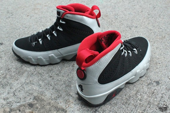Air Jordan IX: Johnny Kilroy   Arriving in Stores