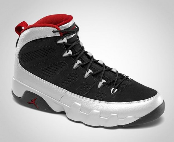 Air Jordan IX: Johnny Kilroy   Official Images