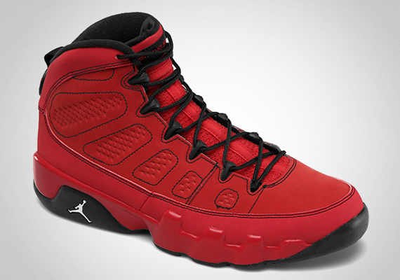 "Air Jordan IX: ""Motorboat Jones"" – Release Date"