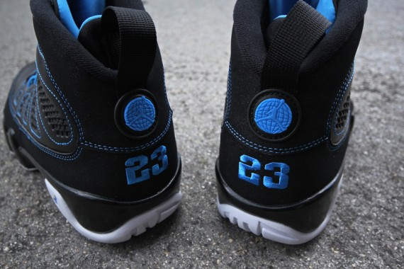 Air Jordan IX: Photo Blue   Arriving in Stores