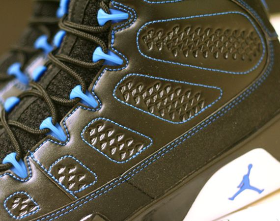 Air Jordan IX: Photo Blue   Available Early