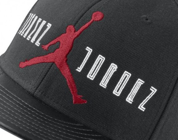 Air Jordan XI Bred Fitted Hat