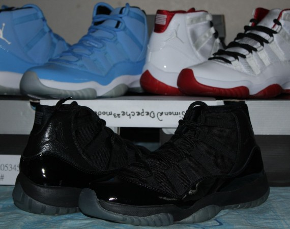 Air Jordan XI: Sample Promo Lot