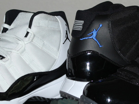 Air Jordan XI Turf Trainer: Space Jam + Concord PEs on eBay