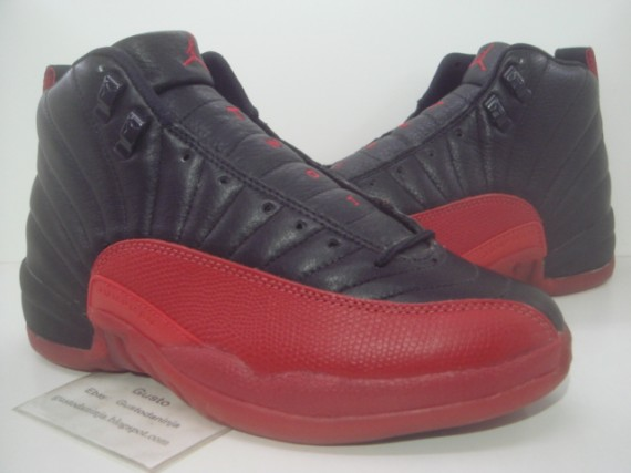 The Daily Jordan: Air Jordan XII OG Flu Game   1997