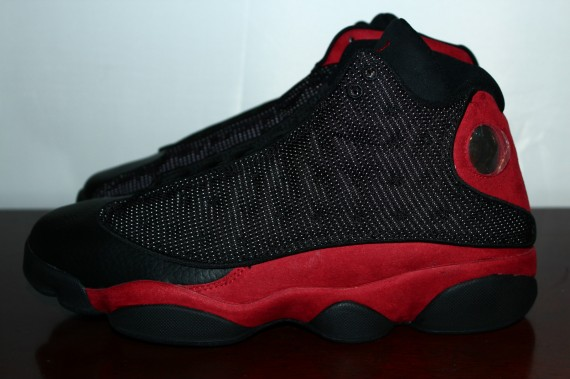Air Jordan XIII: Bred   Available on eBay