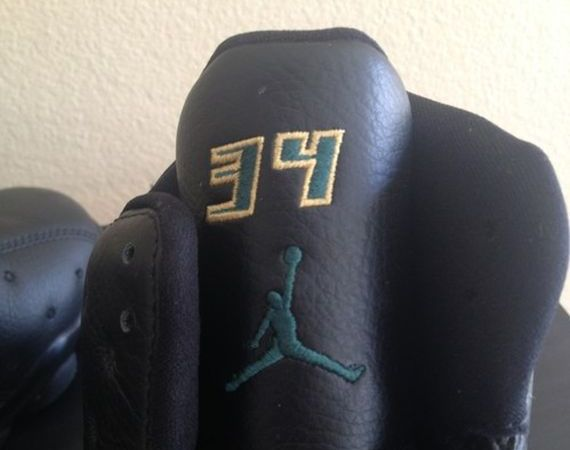 Air Jordan XIII: Ray Allen Sonics PE