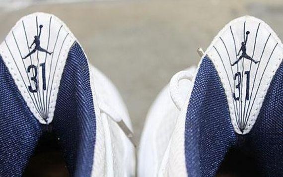 Air Jordan XV: Reggie Miller Pacers PE