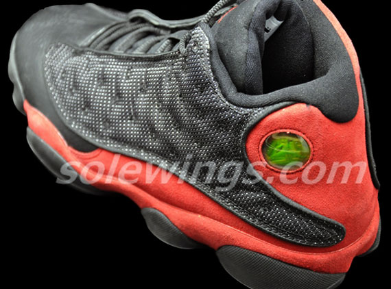 """Bred"" Air Jordan XIII Retro"