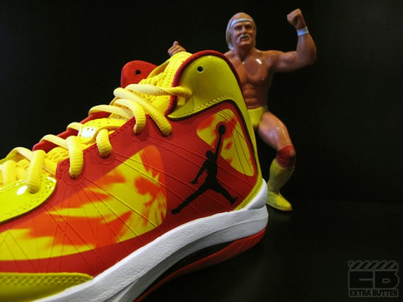 Jordan Aero Flight: Hulk Hogan