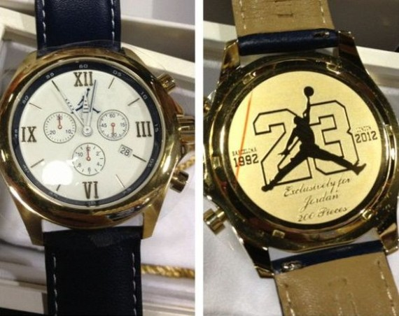 Jordan Brand Dream Team 20th Anniversary Watch