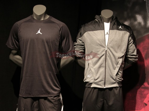 Jordan Brand Holiday 2012 Apparel Preview