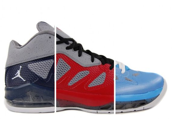 Jordan Melo M8 Advance: Cement Pack